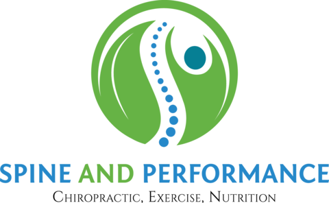 Spine and Performance Logo