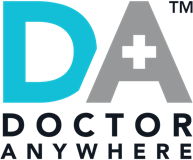 Doctor Anywhere Logo